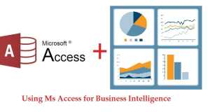 How to Use Your Access for Business Intelligence - Data Recovery Blog