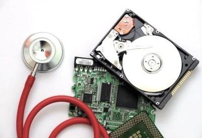 hard drive reapir