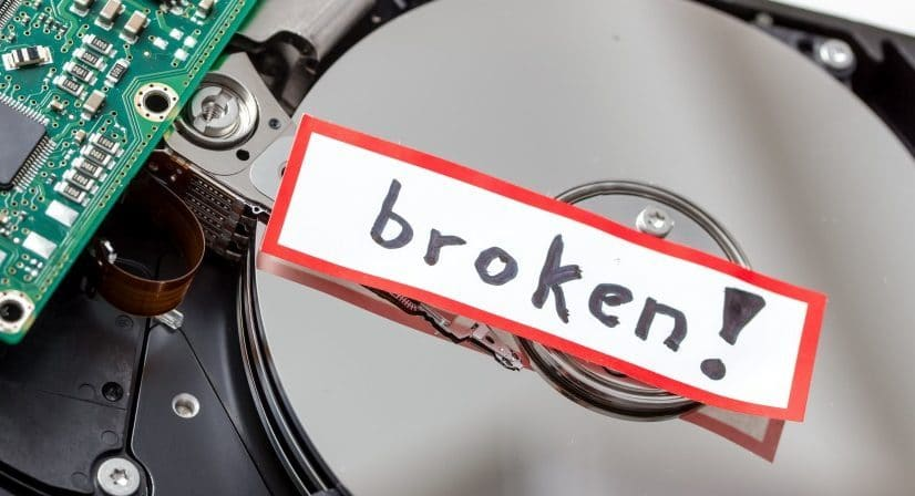 7 Do's and Don'ts When Dealing with Dropped Hard Drive