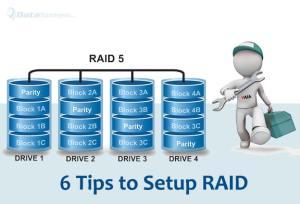 Set up RAID