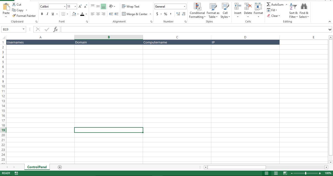 How to Protect Your Excel Files from Unauthorized Users - Data