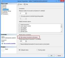 Remote SQL Server