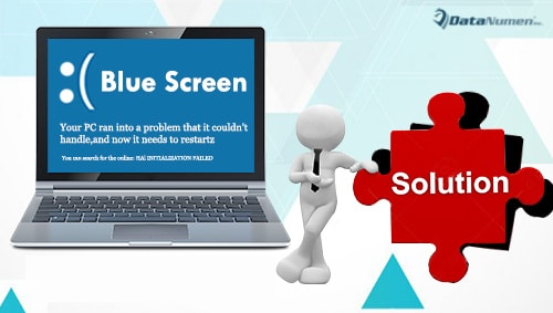 10 Effective Solutions to Blue Screen of Death in Windows