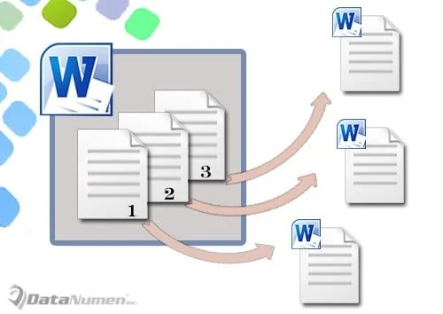 how to extract individual pages from a pdf