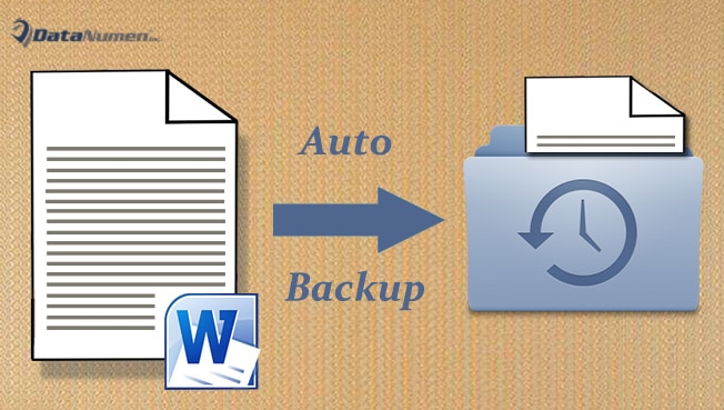 Auto Back up Your Word Document Periodically