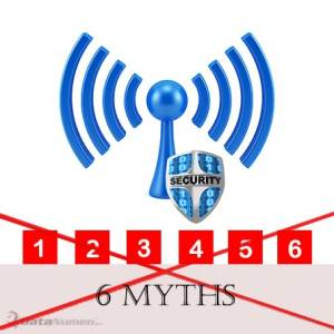 Myths of Wireless Security