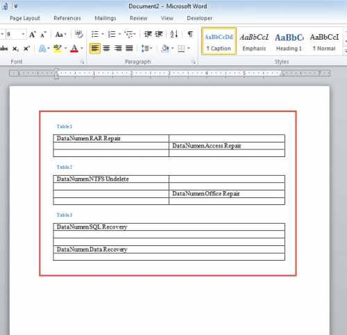 how to add one word document to another