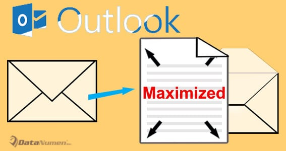 How to Always Open Your Email in a Maximized Window with Outlook VBA