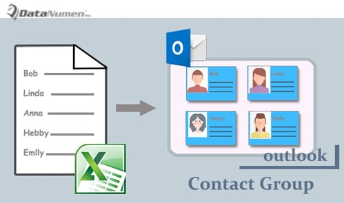 2 Methods to Create a Contact Group from a List of Contacts
