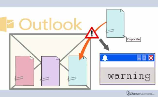 Get a Warning When Adding Duplicate Attachments to Outlook Email