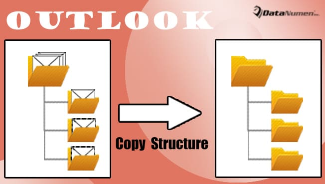 Quickly Copy Folder Structure from One Outlook PST File to Another