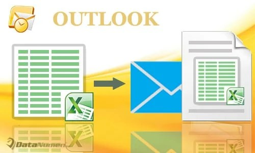 Send an Excel Worksheet as an Outlook Email