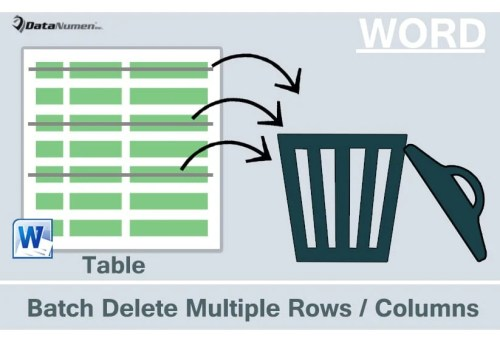 5 quick methods to batch delete multiple rows or columns for Emacs org table delete column