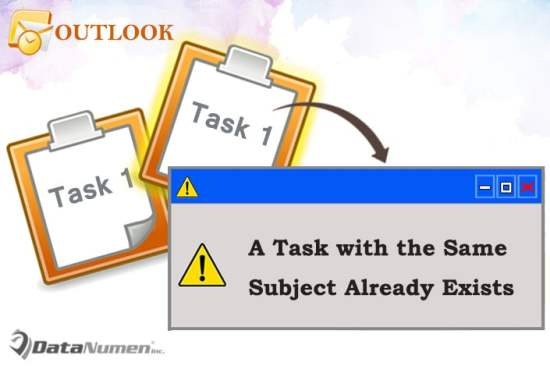 Get Warned When New Task Has the Same Subject as an Existing One in Outlook