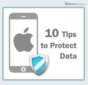 10 Effective Tips to Protect Your iPhone Data