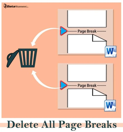 4 Quick Methods to Remove Unwanted Page Breaks in Your Word