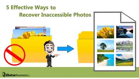 5 Effective Ways to Recover Inaccessible Photos