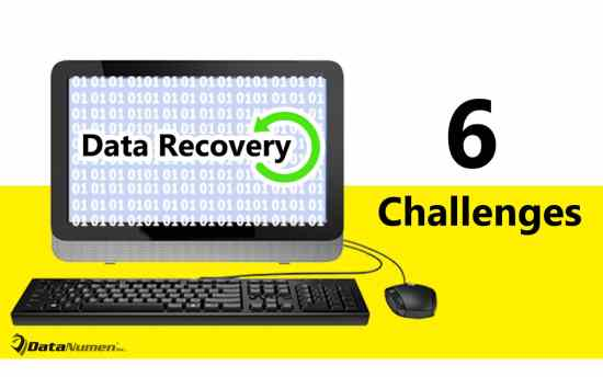 6 Biggest Challenges in Data Recovery Today