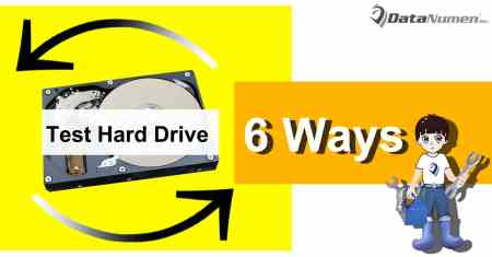 6 Ways to Test If Your Hard Drive Is Bad or Not