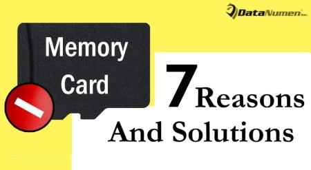 7 Reasons and Solutions for Inaccessible Memory Card