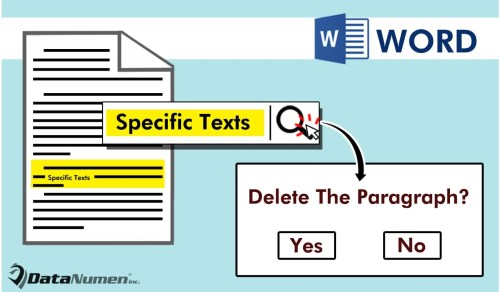 how to find same word in word document