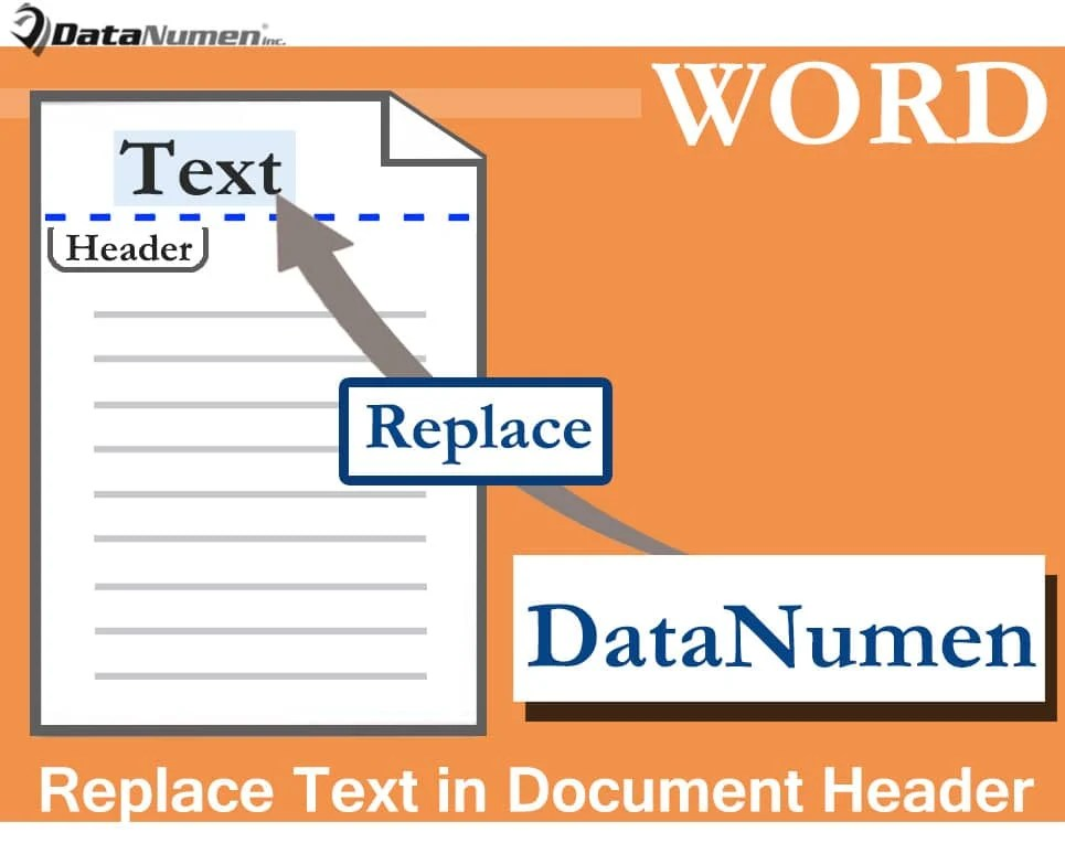 3 Effective Methods to Replace Text in the Header of Your Word