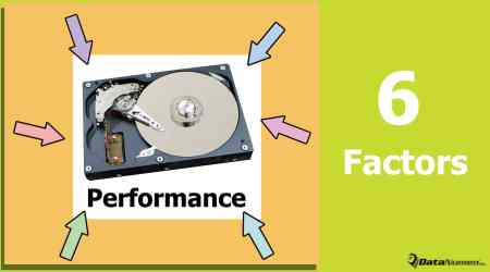 6 Important Factors Affecting Hard Drive Performance