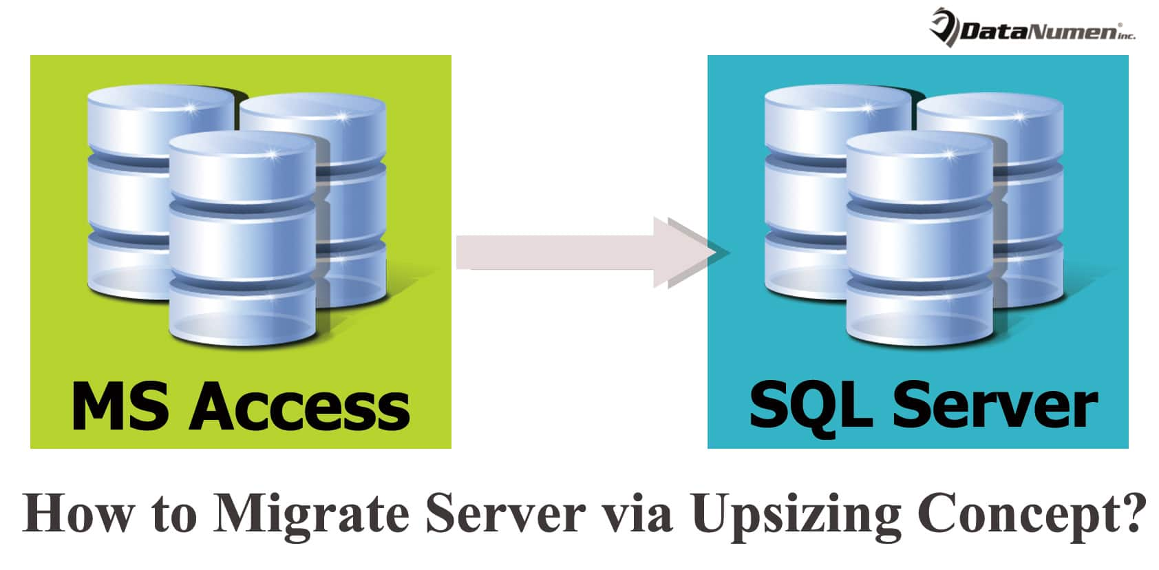 How To Migrate From Access To SQL Server Via Upsizing Concept