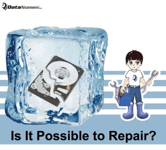 Is It Possible to Repair a Broken Hard Drive by Freezing It