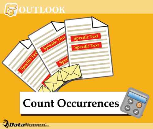 Quickly Count the Occurrences of a Specific Text in Multiple Outlook Emails