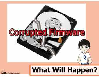 What Will Happen If Hard Drive Firmware Is Corrupted