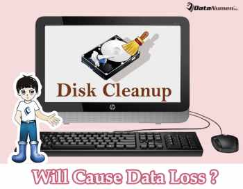 "Will ""Disk Cleanup"" Tool Cause Data Loss in Windows?"