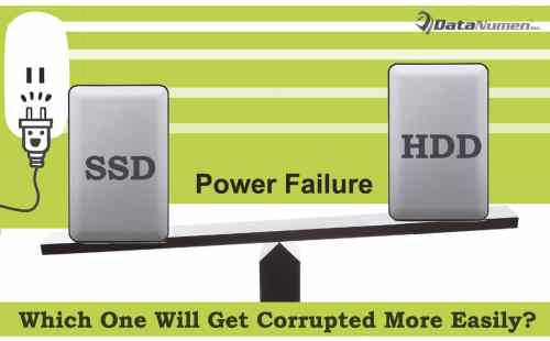 Why SSD Will Get Corrupted More Easily than HDD in Case of Power Failures?