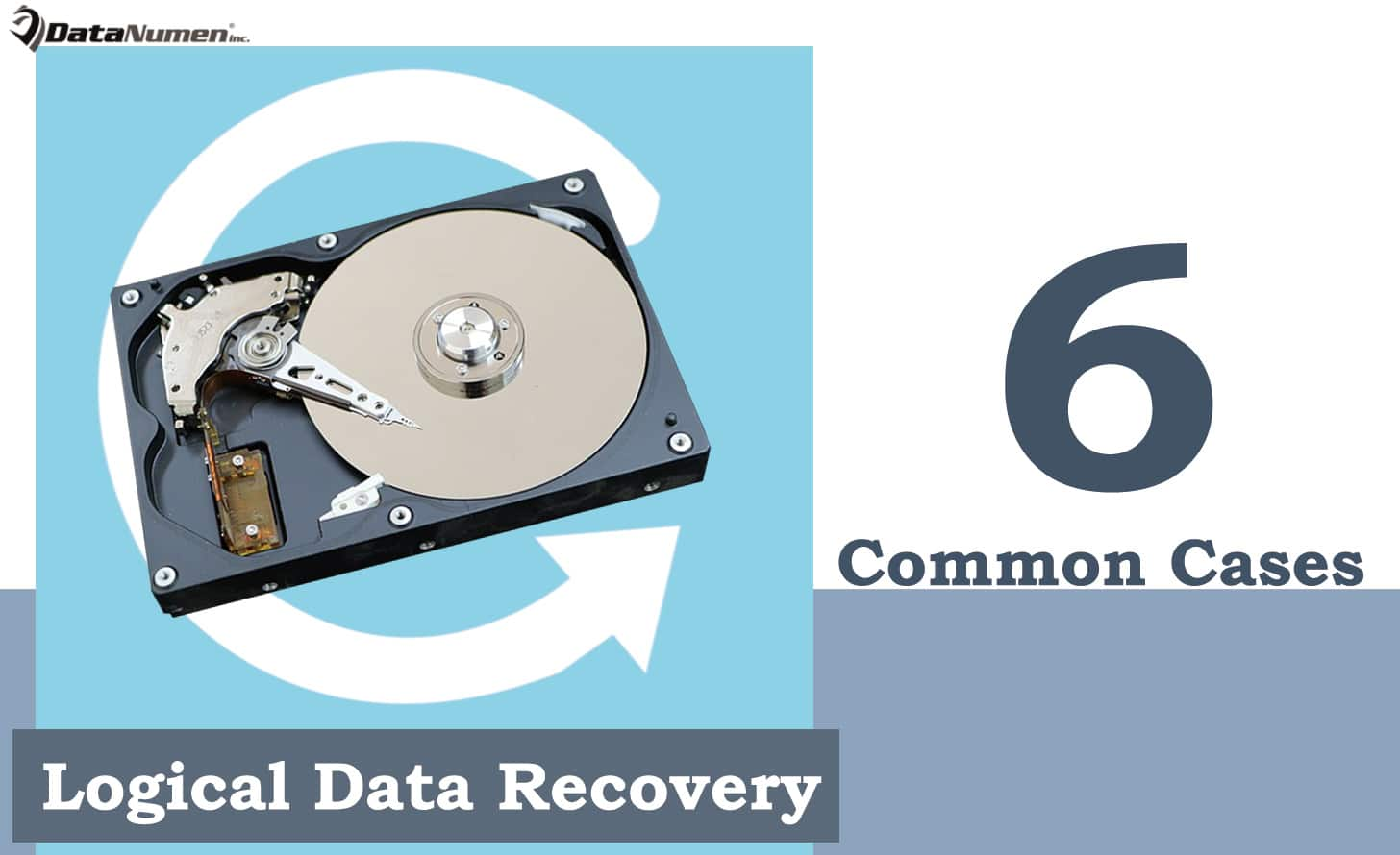 6 Common Cases when You Can Perform Logical Data Recovery
