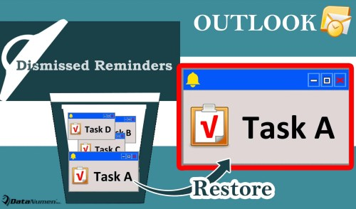 Quickly Restore Dismissed Task Reminders in Your Outlook