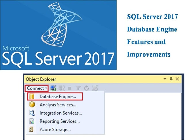 SQL Server 2017 Database Engine Featuers And Enhancements