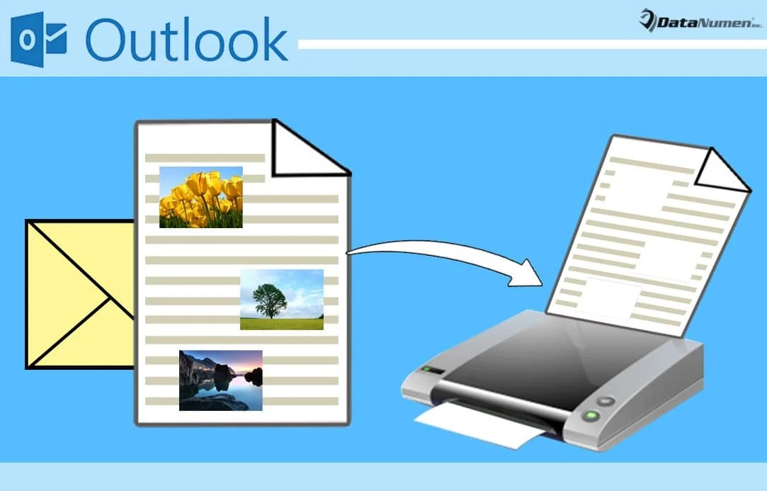 Exclude Embedded Images when Printing an Outlook Email