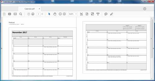 2 Quick Methods to Export Outlook Calendar to a PDF File