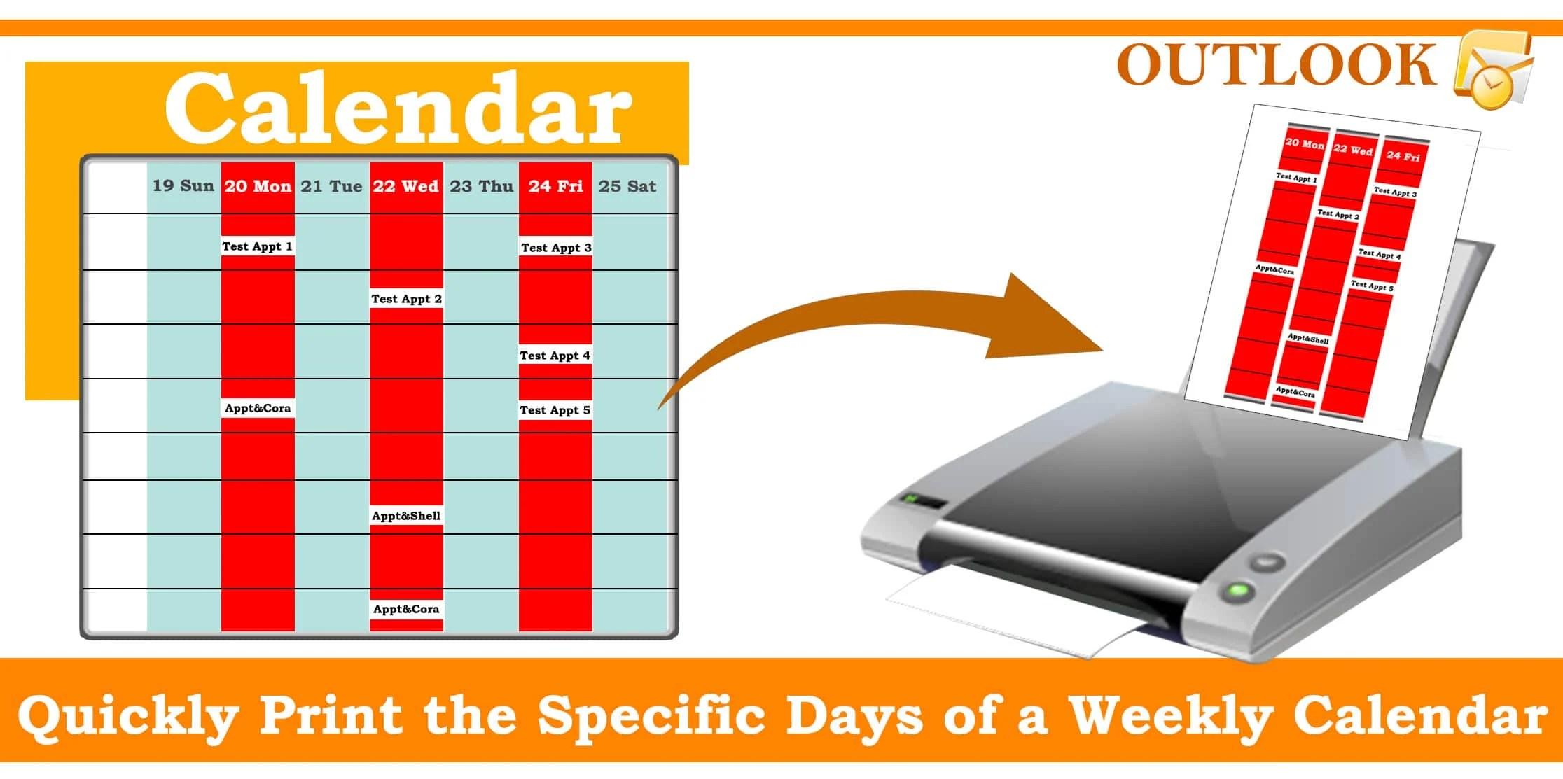 Weekly Calendar Print Out Akbaeenw