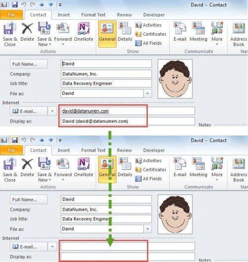 Remove Invalid Email Addresses