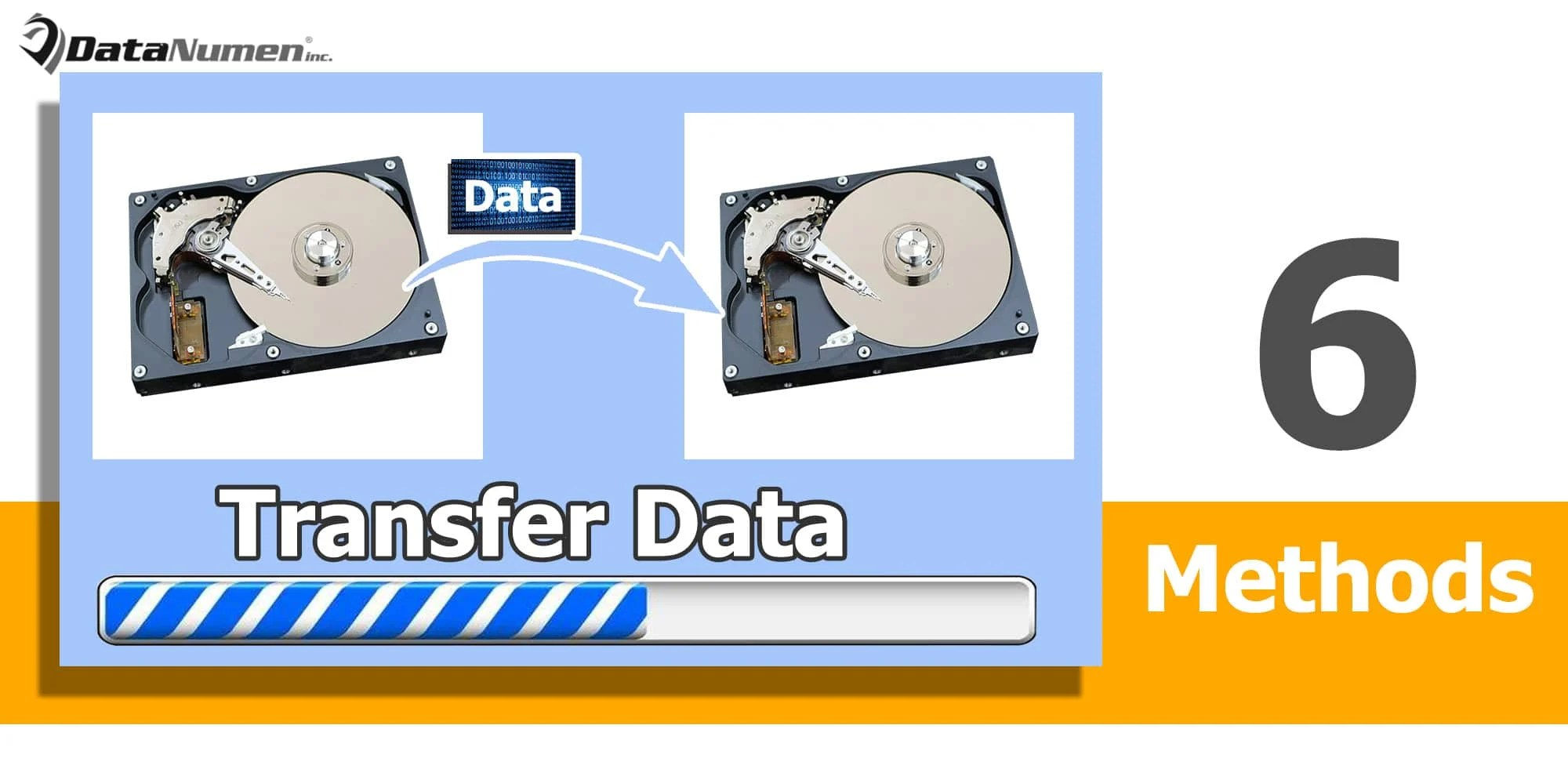 6 Easy Methods to Transfer Data from One Hard Drive to Another
