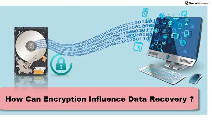 How Can Encryption Influence Data Recovery