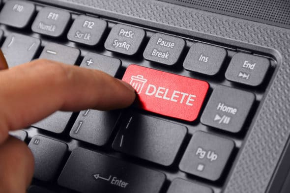 5 Most Common Cases of Mistaken File Deletion
