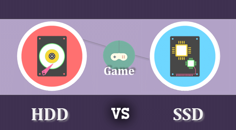 HDD vs SSD: Which Is Better for Playing Game?