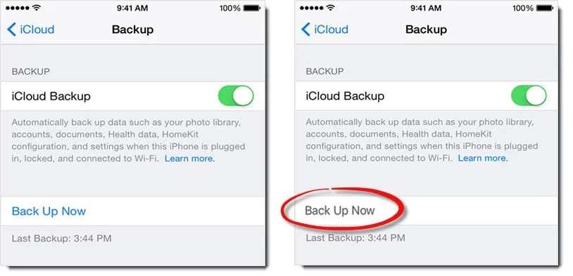 What to Do If iCloud