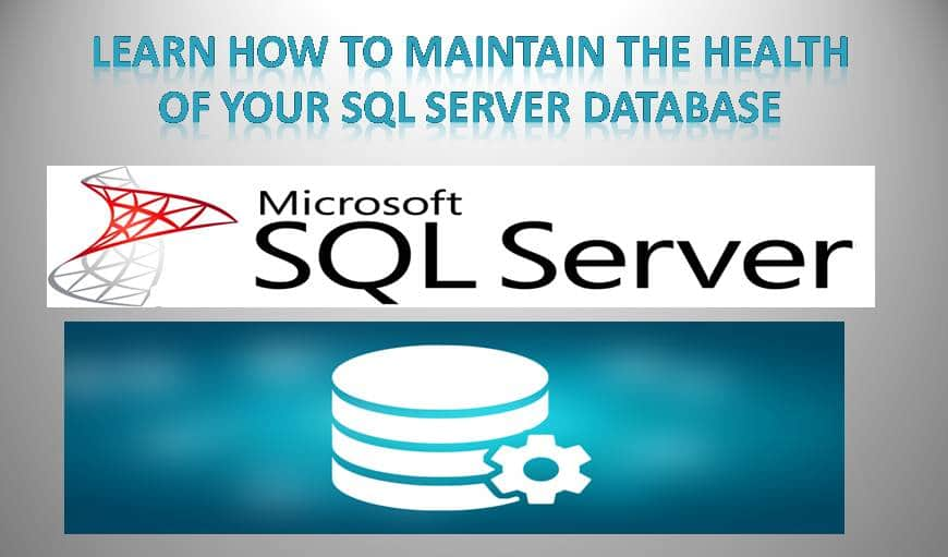 Real World Tips To Keep Your MS SQL Server Database In Pink Of Health