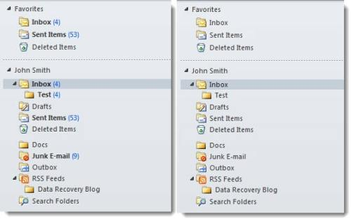 Unread Mails Are Changed to Read