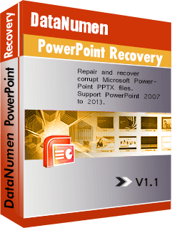 DataNumen PowerPoint Recovery