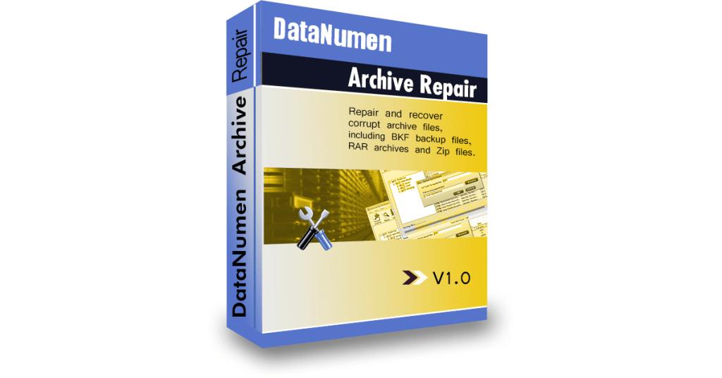 DataNumen Archive Repair