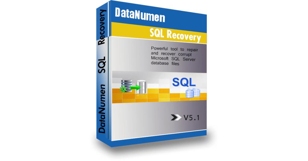 DataNumen SQL Recovery
